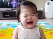 Clip Eva - Cô bé đáng yêu khóc lóc đòi ăn gây sốt