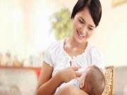 Sức khỏe - Trẻ được bú sữa mẹ sẽ giảm nguy cơ nhiễm trùng ở tai