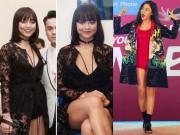Thời trang - Thời trang sao Việt xấu tuần qua: Văn Mai Hương, Mai Ngô bị chê tơi tả