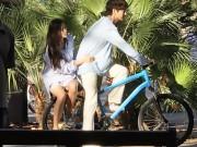Xem & Đọc - Lee Min Ho và Jeon Ji Hyun hẹn hò bằng... xe đạp tại Tây Ban Nha