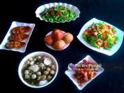 Bếp Eva - Bữa cơm chiều gần 150.000 đồng đầy hấp dẫn
