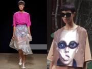 Đỗ Hà lạnh lùng kiêu hãnh mở màn Milan Fashion Week