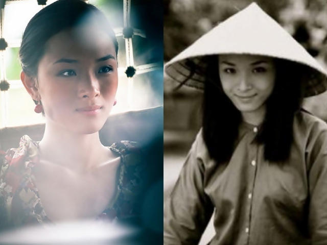 Vẻ đẹp đậm chất điện ảnh của Trương Hồ Phương Nga trong phim duy nhất
