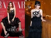 Thời trang - Cùng một chiếc váy, Hà Hồ được khen còn Văn Mai Hương bị chê thảm họa
