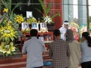 Tin tức - Tang thương đám tang 4 bà cháu trong thảm án Quảng Ninh