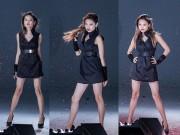 Chỉ cao 1m54, Fung La vẫn đi thẳng vào chung kết Vietnam ' s Next Top Model