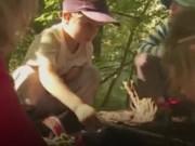 Tin tức - Từ 4 tuổi, trẻ em ở Đức được đưa vào rừng học kỹ năng sinh tồn