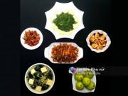 Bếp Eva - Bữa cơm chưa đến 100.000 đầy hấp dẫn