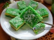 Bếp Eva - Cách làm xôi cốm đậu xanh sầu riêng thơm ngon, hấp dẫn