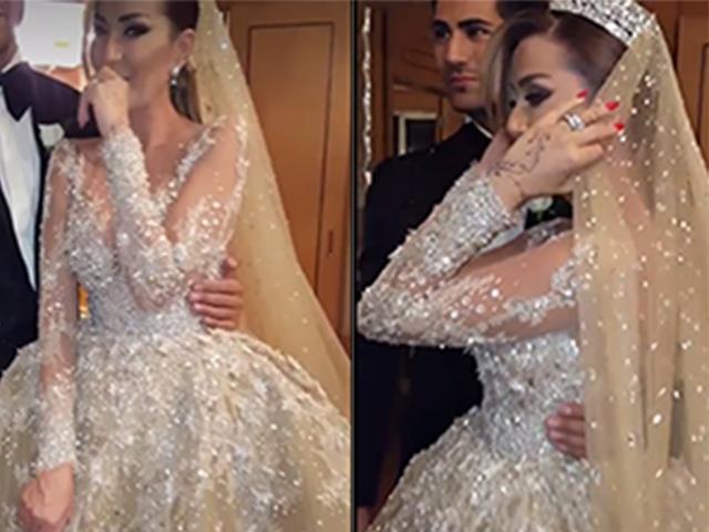 Video: Chiếc váy cưới khiến hàng triệu trái tim mê mẩn
