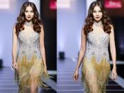 Thời trang - Sau 14 năm làm mẫu Thanh Hằng vẫn giữ vững vị trí vedette
