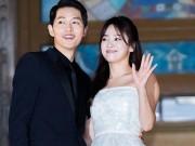 Làng sao - Sự thật thông tin Song Joong Ki - Song Hye Kyo tổ chức đám cưới