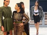 Mẹo thời trang giúp Kim Kardashian chỉ cao 1m57 nhưng nhìn như 1m7