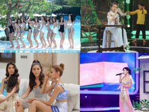TV Show: The Face bị chê tơi tả, Quốc Thiên gây bất ngờ với hình ảnh Lệ Quyên