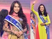 Thời trang - Các thí sinh Hoa hậu Hữu nghị ASEAN 2017 duyên dáng trong tà áo dài Việt