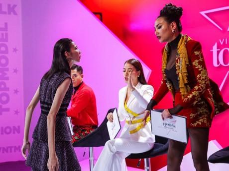 VNTM All Stars: Thí sinh như muốn nuốt sống siêu mẫu Hoàng Yến