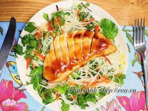 7 món salad ngon, thanh mát giải nhiệt cho bữa cơm ngày hè