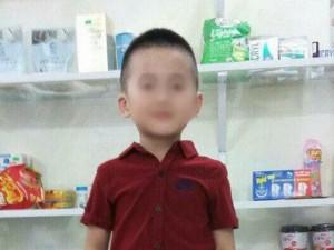 Bé trai mất tích ở Quảng Bình: Công an quyết định khởi tố vụ án giết người
