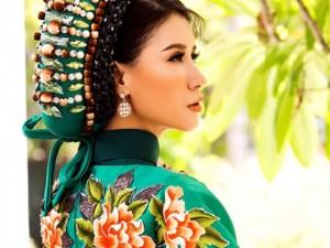 """Trang Trần khoe vẻ đẹp """"quyền quý"""" sau khi bị Nghệ sĩ Xuân Hương khởi kiện"""