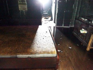 Hiện trường vụ cháy khiến 4 người trong gia đình tử vong ở Hà Nội