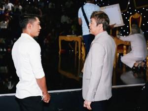 Lương Bằng Quang gặp gỡ danh ca Thái Châu sau khi bị chê ngạo mạn