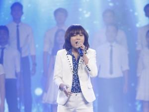 """Chung kết Vietnam Idol Kids 2017: Thiên Khôi tỏa sáng khiến Minh Hằng """"muốn đẻ liền"""""""
