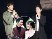 """Giải trí - Sắp có vợ rồi, Song Joong Ki yêu cầu bạn thân Lee Kwang Soo """"tiết chế"""" gọi điện cho anh"""