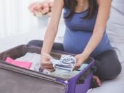 Danh sách đồ mẹ cần mang theo khi đi đẻ - nên chuẩn bị sẵn từ tuần 35 thai kỳ