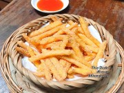 Bếp Eva - Đãi con khoai tây lắc phô-mai thơm lừng, giòn tan
