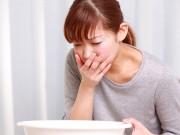 3 bài thuốc chữa ốm nghén