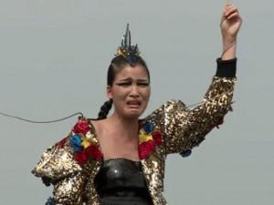 VNTM All Stars: Đã khóc, đã xỉu nhưng đây là lần đầu tiên Chà Mi bị Nam Trung dọa đuổi về