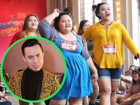 Trấn Thành lại làm host Bước Nhảy Ngàn Cân, anh chị em béo gây thất thủ buổi tuyển chọn