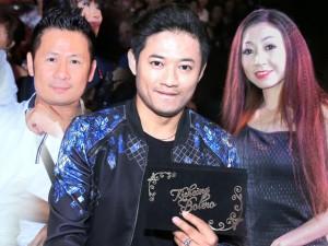 Quý Bình, Bằng Kiều, tình cũ của Hoài Linh nô nức đi xem Chung kết show truyền hình