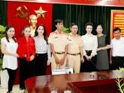 Tin nóng trong ngày - HH Xuân Hương cùng Hanoisme sẻ chia với các chiến sĩ công an có hoàn cảnh khó khăn