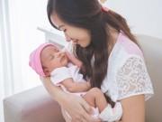 """6 cách chăm sóc da mặt để mẹ sau sinh  """" đẹp mòn con mắt """""""