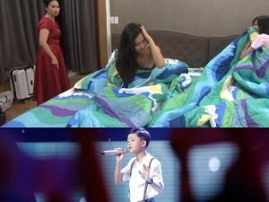TV Show: Mẹ chồng khó tính gây náo loạn Next Top Model; Bé ở rừng cao su hát nức nở