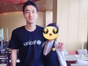"""Lộ hình ảnh hiếm hoi của """"Mã đại gia"""" Choi Siwon (Super Junior) khi có mặt tại Đà Nẵng"""
