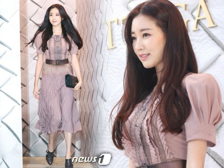 Ngôi sao 24/7: Nếu Cbiz có Hoa hậu Trương Tử Lâm thì Kbiz có Hoa hậu Kim Sa Rang