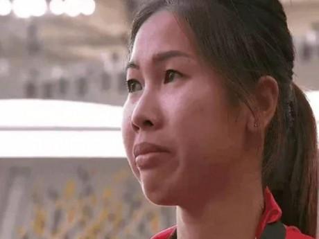 VĐV Điền kinh Việt Nam ức chảy nước mắt vì phải chia huy chương vàng