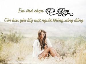 Eva Radio: Em thà chọn cô đơn, còn hơn yêu lấy một người không xứng đáng
