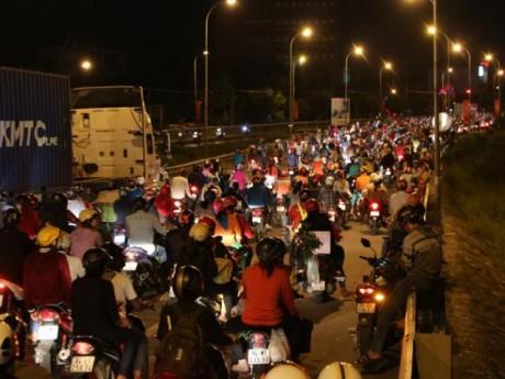 Hành trình ám ảnh từ miền Tây trở về Sài Gòn sau kỳ nghỉ lễ Quốc Khánh 2/9