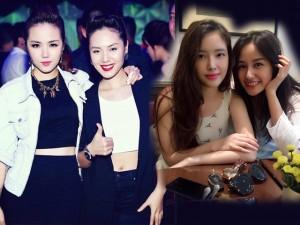 Nhan sắc gây tò mò của những cô em gái nổi tiếng nhà sao Việt