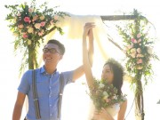 """Làm vợ - Chàng giám đốc 9x cầu hôn và làm """"đám cưới bí mật"""" với bạn gái chỉ trong... 2 ngày"""