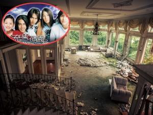 """Giật mình nhìn biệt thự xa hoa phim """"Vườn sao băng"""" giờ hoang tàn như... nhà ma"""