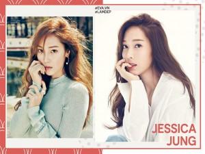 Nổi tiếng với làn da trắng sứ hóa ra bí quyết của Jessica lại đơn giản đến thế