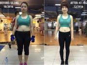 Từng trầm cảm vì hiếm muộn, cô gái lột xác ngoạn mục sau 2 tháng đến phòng tập gym