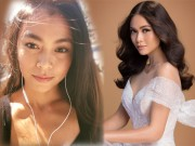 Làm đẹp - Son phấn đẹp là thế nhưng khi để mặt mộc các thí sinh Hoa hậu Hoàn vũ sẽ ra sao?