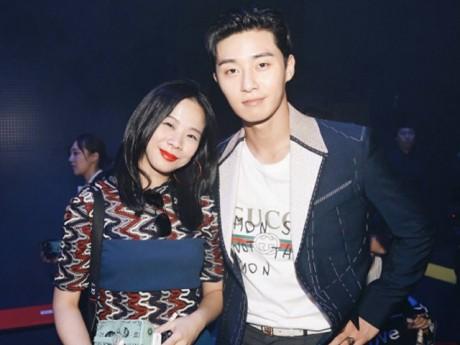 Tài tử của các chị em, Park Seo Joon đẹp trai hết nấc tại show Gucci
