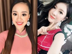 Nhan sắc chênh lệch của 10 thí sinh đầu tiên lọt vào vòng bán kết Hoa hậu Hoàn vũ