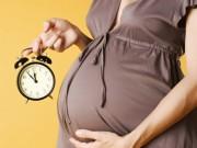 Quá ngày dự sinh vẫn chưa chuyển dạ, mẹ bầu nên làm gì?